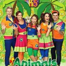DVD Hi-5 Animals 5 Episodes Australia Series Season 14 Region All