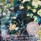 DVD JAPANESE ANIME BLACK ROCK SHOOTER OVA English Sub Region All Free Shipping