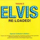 ELVIS PRESLEY Reloaded Vol.2 Original Vocal Recording Remixed By Spanko CD NEW