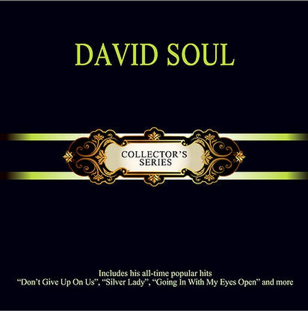 DAVID SOUL Collector's Series 2CD NEW Greatest Hits Asia Edition Free Shipping