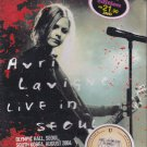 AVRIL LAVIGNE Live In Seoul South Korea 2004 DVD NEW NTSC Region All RARE