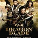 DVD HONG KONG MOVIE 天将雄师 Dragon Blade Jackie Chan John Cusack Region Asia