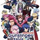DVD JAPANESE ANIME Gunslinger Stratos The Animation Vol.1-13End English Sub