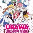DVD JAPANESE ANIME Urawa no Usagi-Chan Vol.1-12End English Sub Region All
