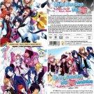 DVD JAPAN ANIME Uta no Prince-sama Maji Love 1000% 2000% Revolutions English Sub