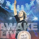 JOSH GROBAN Awake Live At Salt Lake City DVD NTSC Region All Free Shipping