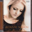 BETH Acoustic Session Swedish Artist CD NEW Asia Edition HDCD Remastered