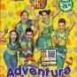 DVD Hi-5 Adventure 5 Episodes Australia Series Season 14 Region All Free Ship