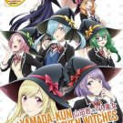 DVD ANIME Yamada-kun And The Seven Witches Vol.1-12End + 2 OVA English Sub