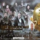 CHINESE DRAMA DVD THREE KINGDOMS 三国 95 Episodes HD Version Asia Region Eng Sub