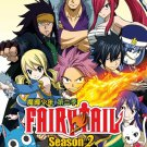 DVD JAPANESE ANIME FAIRY TAIL Season 2 Box 1 Vol.1-52 English Sub Region All