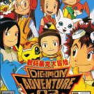 DVD ANIME DIGIMON ADVENTURE 02 Vol.1-50End Digital Monsters Cantonese Audio