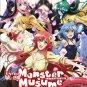 DVD ANIME Monster Musume no Iru Nichijou Everyday Life with Monster Girls
