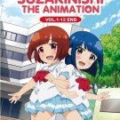 DVD JAPANESE ANIME Suzakinishi The Animation Vol.1-12End English Sub Region All
