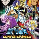 DVD JAPANESE ANIME SAINT SEIYA OMEGA Season 1-2 Vol.1-97End English Sub