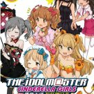 DVD ANIME IDOLM@STER Cinderella Girls Season 1-2 The Idolmaster English Sub