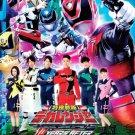 DVD Movie Tokusou Sentai Dekaranger 10 Years After English Sub Region All