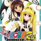 DVD JAPANESE ANIME To Love Ru Season 1-4 + 8 OVA Darkness Box Set English Sub