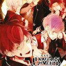 DVD JAPANESE ANIME Diabolik Lovers Season 2 More, Blood Vol.1-12End English Sub