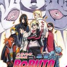 DVD JAPANESE ANIME Boruto Naruto The Movie 11 Start of A New Era Project Korean