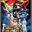 DVD JAPANESE ANIME Aquarion Logos Vol.1-27End Akuerion Rogosu English Sub