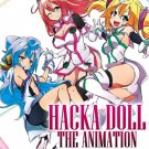 DVD JAPANESE ANIME Hacka Doll The Animation Vol.1-13End English Sub Region All