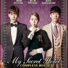 DVD KOREAN DRAMA My Secret Hotel 我的秘密饭店 Yoo In-na Jin Yi-han English Sub