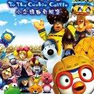DVD ANIME Pororo To The Cookie Castle The Little Penguin English Korean Audio