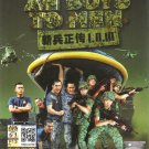 DVD SINGAPORE 3 IN 1 MOVIE Ah Boys To Men Complete Edition English Sub Region 0
