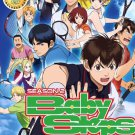 DVD JAPANESE ANIME BABY STEPS Season 2 Vol.1-25End Tennis Club English Sub