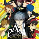 DVD JAPANESE ANIME PERSONA 4 The Animation Season 1-2 Vol.1-37End English Sub