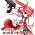 DVD JAPANESE ANIME Hidan No Aria Season 1 + AA Aria The Scarlet Ammo English Sub