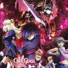 DVD JAPANESE ANIME Code Geass Akito The Exiled Complete OVA 1-5End English Sub