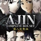 DVD JAPANESE ANIME Ajin Demi-Human Season 1 Vol.1-13End English Sub Region All