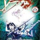 DVD ANIME MOVIE Garakowa Restore The World Glass no Hana to Kowasu Sekai Eng Sub