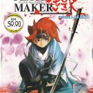 DVD JAPANESE ANIME Peace Maker Kurogane Vol.1-24End English Sub Region All