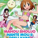 DVD ANIME Mahou Shoujo Nante Mou Ii Desu kara Vol.1-12End English Sub Region All