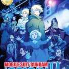 DVD ANIME Mobile Suit Gundam OVA The Origin II Astesia Sorrow English Sub