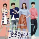 DVD KOREAN DRAMA Producers 制作人 Kim Soo-hyun Cha Tae-hyun English Sub Asia Region