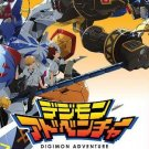 DVD JAPANESE ANIME Digimon Adventure Tri Movie 1+2 Saikai Ketsui English Sub