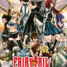 DVD JAPANESE ANIME FAIRY TAIL Season 2 Box 2 Vol.53-104End English Sub Region 0