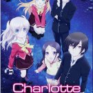 DVD JAPANESE ANIME Charlotte Special The Strong One English Sub Region All