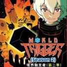 DVD JAPANESE ANIME World Trigger Season 2  Vol.1-25End WorTri English Sub