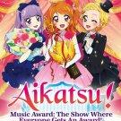 DVD ANIME Aikatsu! Music Award The Show Where Everyone Gets an Award! Movie 2