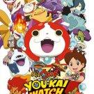 DVD JAPANESE ANIME Youkai Watch Vol.1-50 Yo-Kai Watch + Movie English Sub
