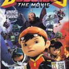 DVD ANIME Boboiboy The Movie English Sub Highest Grossing Malaysia Animated Film