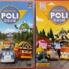 ROBOCAR POLI 2 DVD NEW Korean Animated Children Cartoon TV Series 34 Episodes