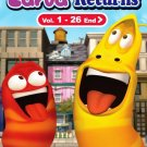 DVD KOREAN ANIME CARTOON Larva Returns Vol.1-26End Region All