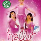 DVD How To Be A Ballet Dancer Royal Academy of Dance Sally-Ann Hodge Region All