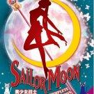 DVD ANIME SAILOR MOON Season 1-4 Crystal English Dub Season 5 + 3 Movie Eng Sub